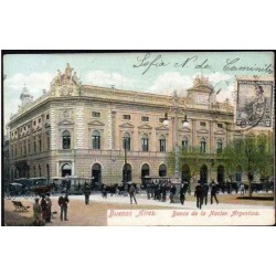 POSTAL Buenos Aires 1900.