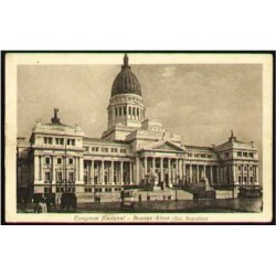 POSTAL Buenos Aires 1910.